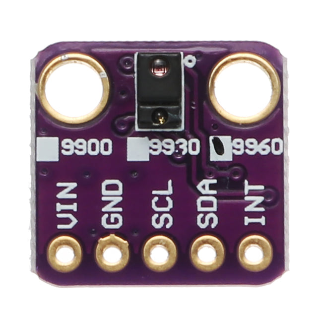 5Pcs GY-9960-LLC APDS-9960 Proximity Detection And Non-contact Gesture Detection