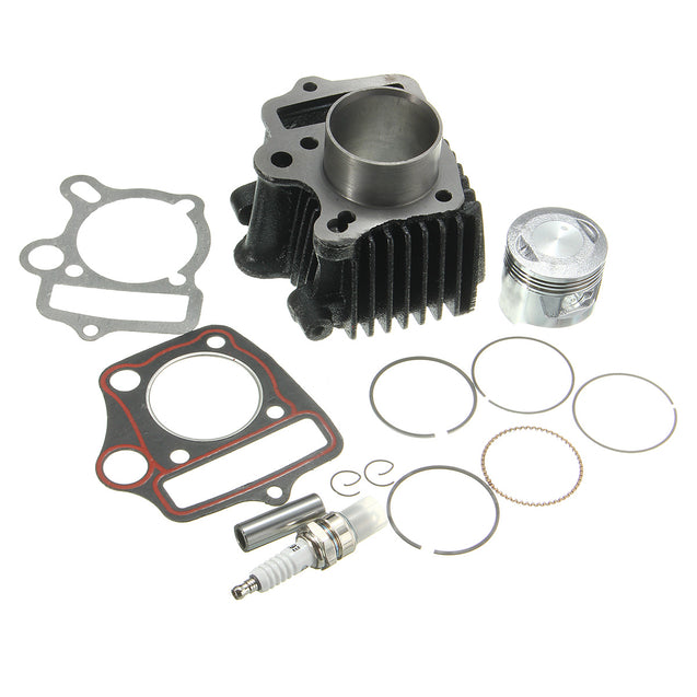 Cylinder Piston Gasket Top End Kit For Honda XR70R 1997-2003