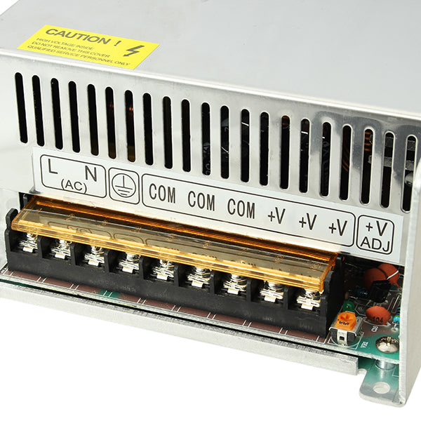AC 110-220V To DC 12V 41.6A 500W Driver Switch Power Supply Transformer For LED Strip Light