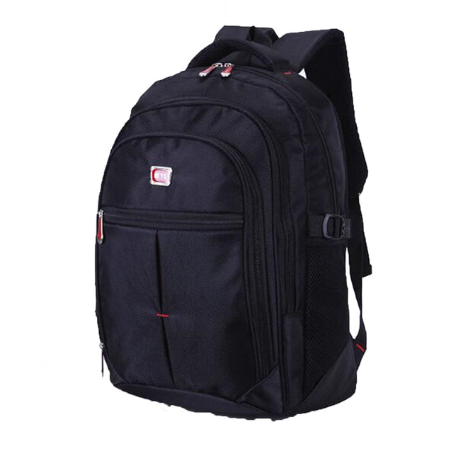 Men's Nylon Waterproof Large Capacity Bag Travel Laptop Handbag Shoulder Backpack