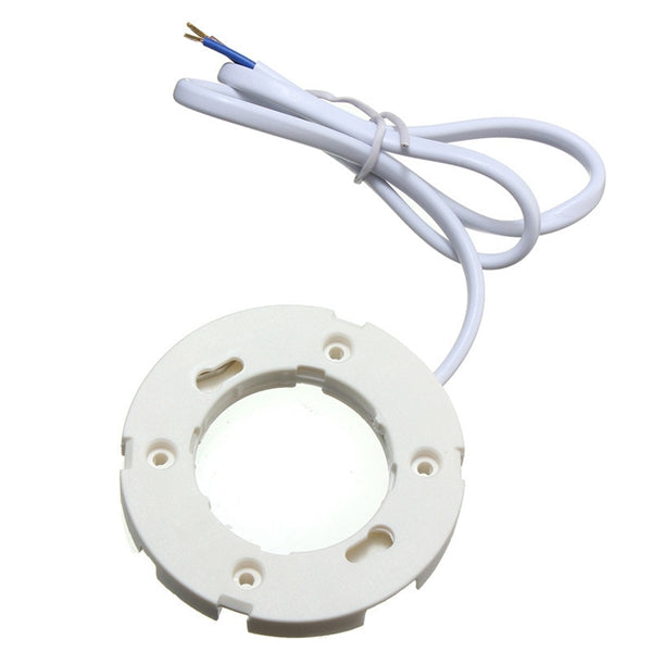 GX53 Base Surface Fitting Holder Connector Socket For LED Light Lamp Bulb CFLs