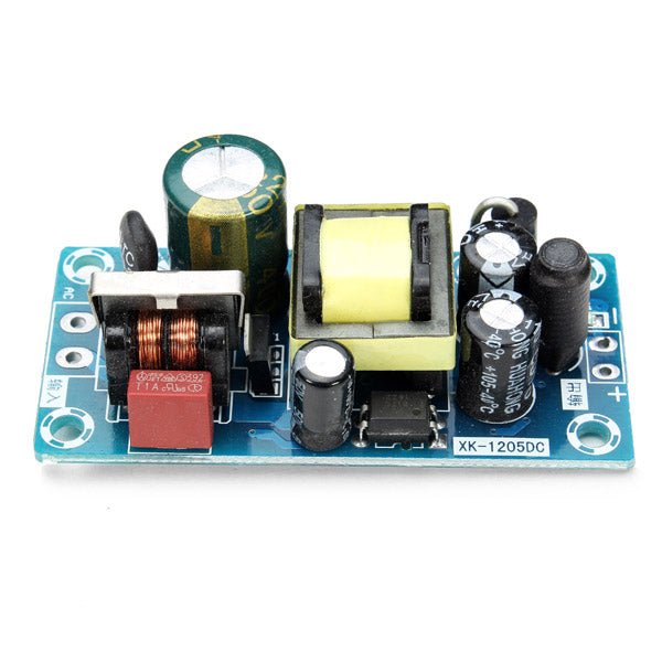5Pcs 12V 1A Low Ripple Switching Power Supply Board