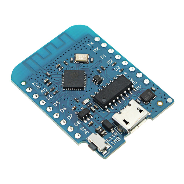 5pcs Wemos D1 Mini Lite V1.0.0 WIFI Internet Of Things Development Board Based ESP8285 1MB FLASH