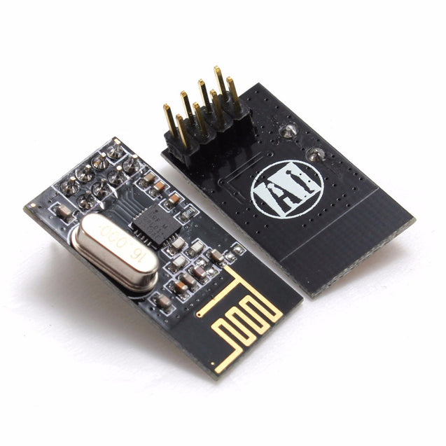 10pcs NRF24L01+ Upgraded Version 2.4G Antenna Wireless Transceiver Module