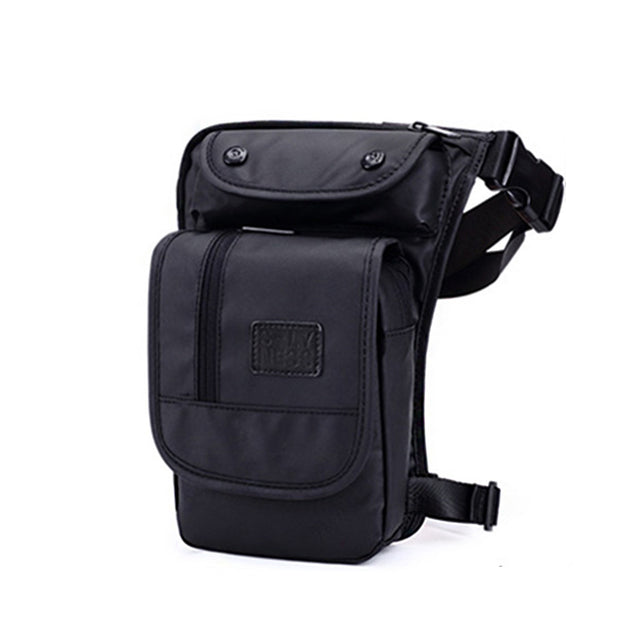 Men Waterproof Oxford Fanny Waist Chest Bag Travel Tote Drop Leg Tactical Pouch