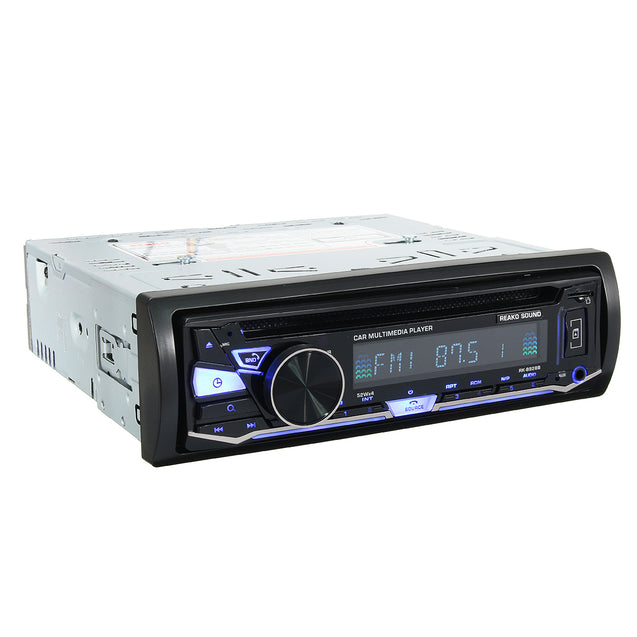 bluetooth Car Multimedia DVD Player with BT & DISC & FM/AM Radio & RDS Receiver