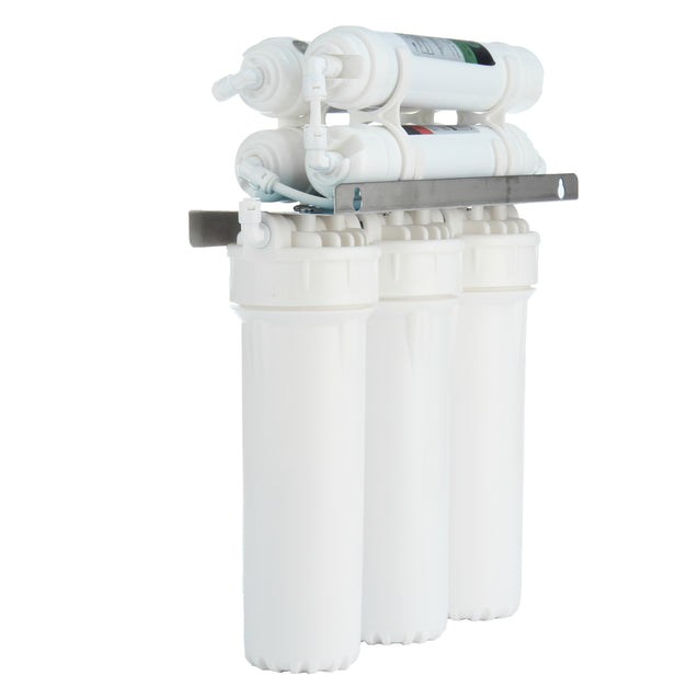 7-Stage Water Filter System with Faucet Valve Water Pipe