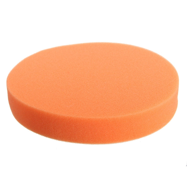 11pcs 6inch Sponge Polishing Waxing Buffing Pads Kit Compound Auto Car And Drill Polisher Pads