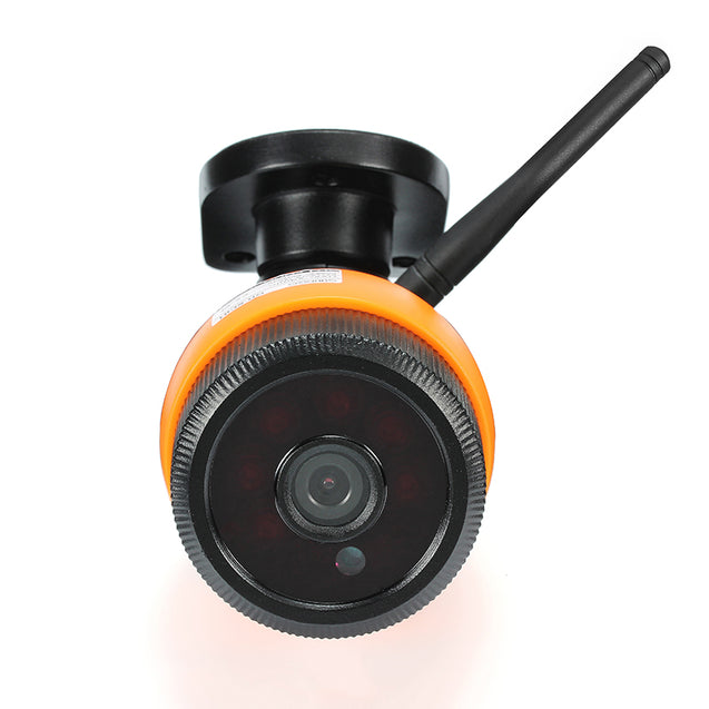 GUUDGO GD-SC01 720P Waterproof Wifi IP Camera Outdoor Bullet IR Night Vision CCTV Camera