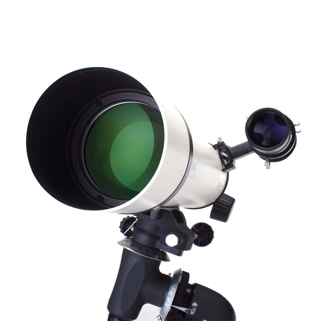 BOSMA 102/700 Refractor Astronomical Telescope HD APO Space Landscape Spotting Scope