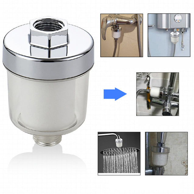 Multi-function Water Purifier Filtration Faucet Shower Head Water Filter