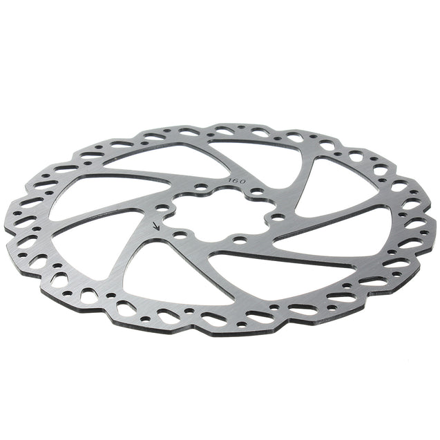 BIKIGHT Novich Clean Sweep 160mm Cycling Bicycle Bike Brake Disc Rotor with 6 Bolts
