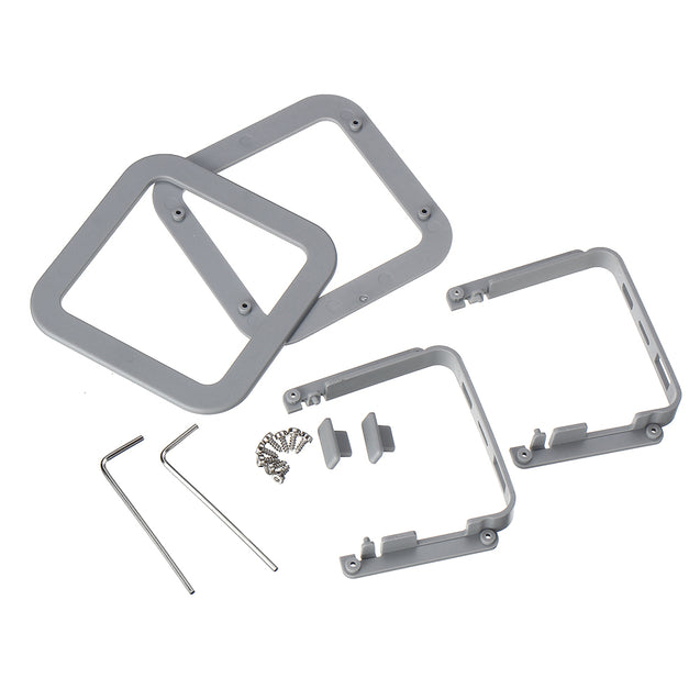 M5Stack 2 Sets Fra me Dashboard Panel Extended Install Components Kit