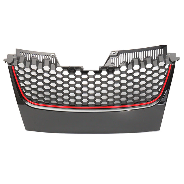 Front Bumper Grill Grille For VW MK5 Golf GTI GT Sport