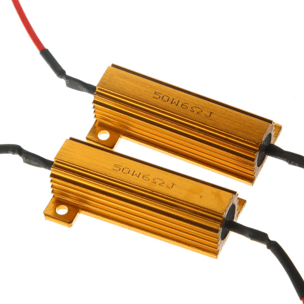 Flash Rate Load Resistors LED Turn Lights Controllers