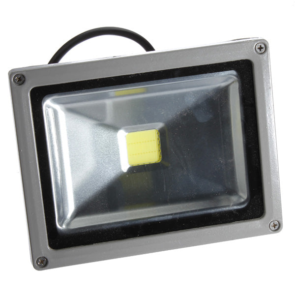 20W White 2100LM LED Flood Wash Light Outdoor Waterproof 85-265V