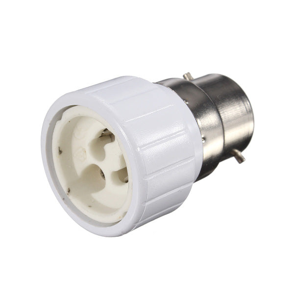 B22 to GU10 Light Lamp Bulbs Adapter Converter