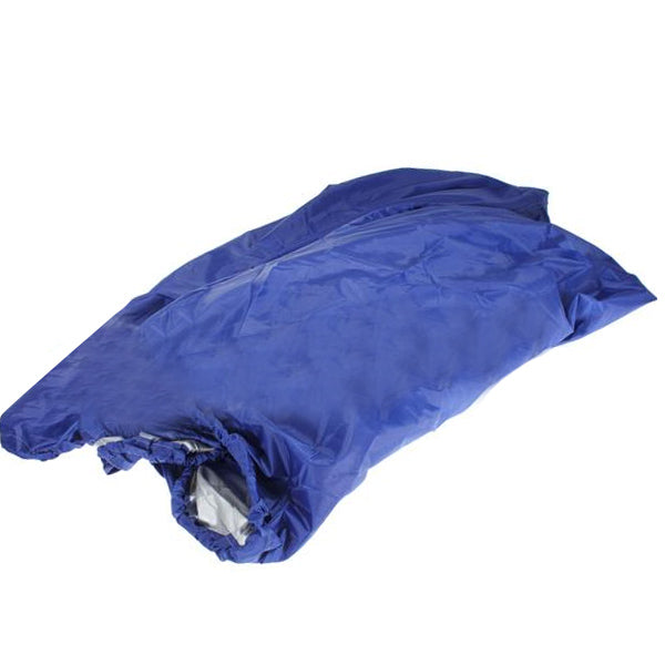 Boat Cover for 17-19ft Heavy Duty Trailerable Fish-Ski V-Hull 210D