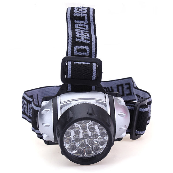 21 LED Waterproof Headlamp Outdoor Cycling Flood Light