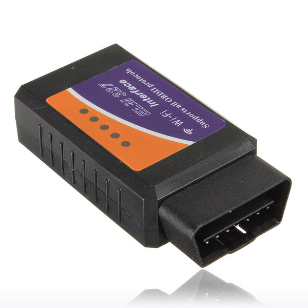 ELM327 WIFI Wireless OBD2 Car Diagnostic Scanner Adapter
