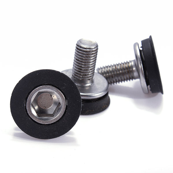 Bike Bicycle Waterproof Square Hole Screw Axis Accessories