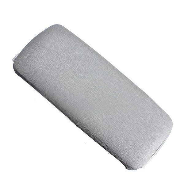 Grey Arm Rest Cover Center Console Arm Rest Lid for Audi 00-06 Allroad
