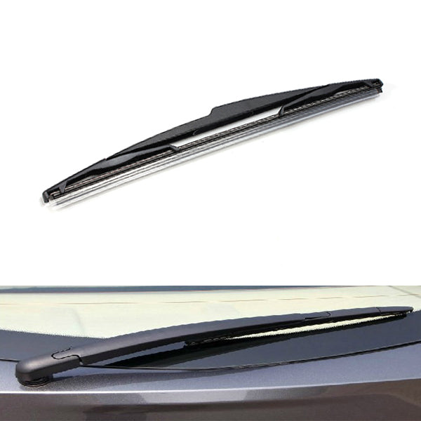 A Set Of ACP Front Rear Windscreen Wiper Blades for Vauxhall Zafira