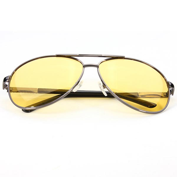 Polarized UV Sun Glassess Night Vision Driving Glasses Eyewear UV400