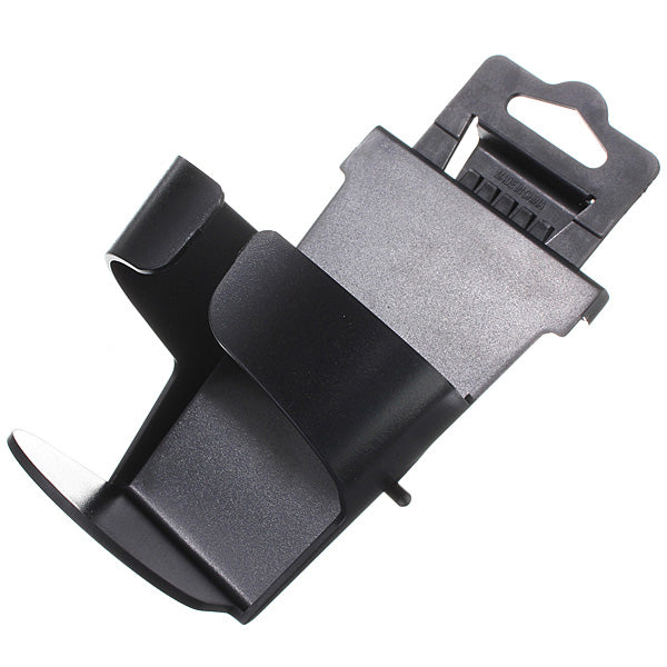 Plastic Car Mount Drink Cup Bottle Stand Holder Portable Black
