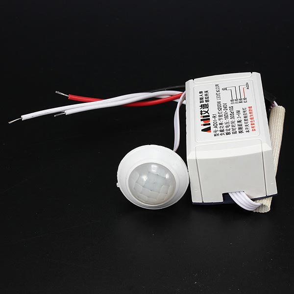 IR Infrared Module Body Sensor Intelligent Light Motion Sensing Switch
