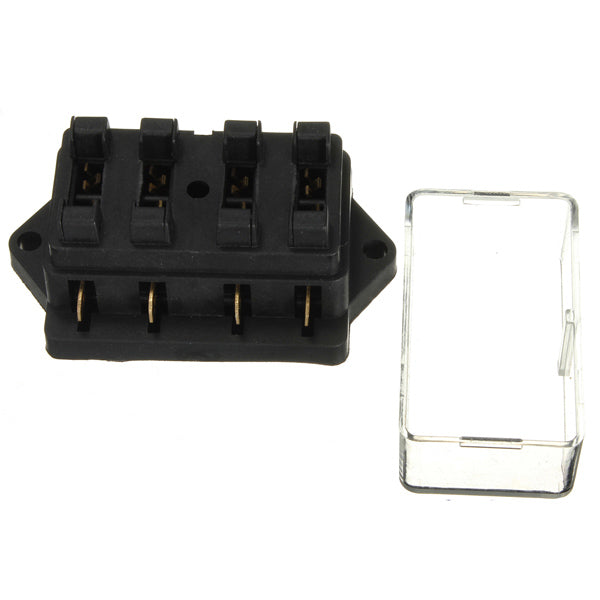 12V 4 Way Car Truck Automotive Blade Fuse Box