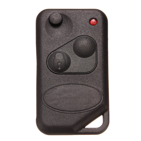 Two Buttons Remote Entry Key Case Shell for Land Rover with Blade