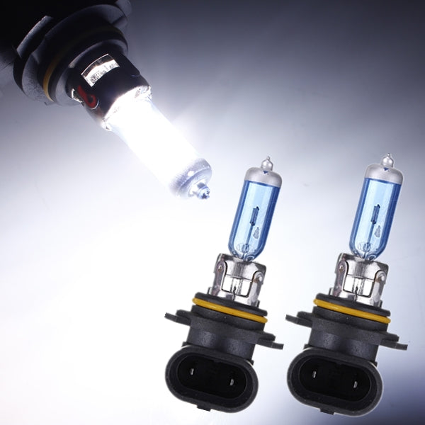 9006 HB4 White Fog Halogen Bulb High Power 55W Car Headlight