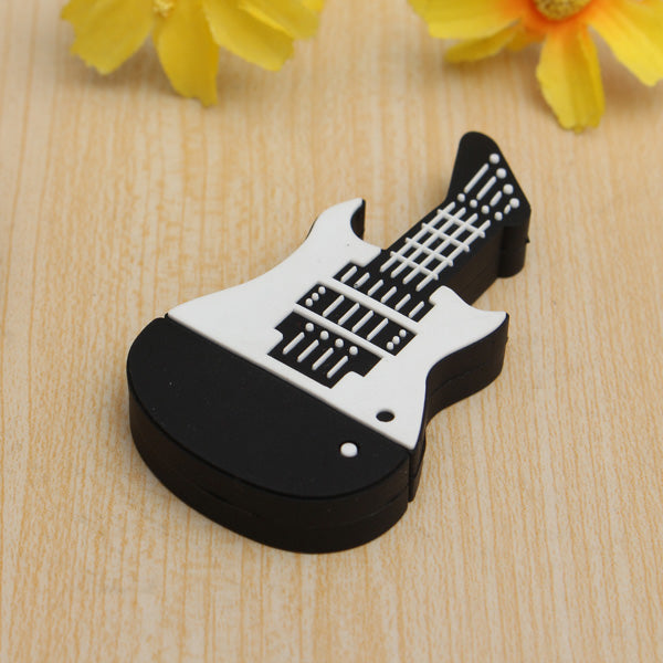 8GB Digital Guitar Model USB 2.0 Flash Drive Memory Stick U Disk