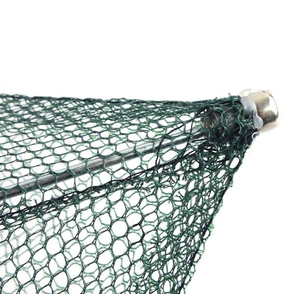 100X100cm Fishing Net Foldable Crawdad Fish Shrimp Fishpot Cage