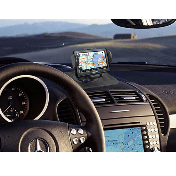 Car GPS DVD Dashboard Mount Holder Anti Skid Dash Mat For Satnav TomTom Navman