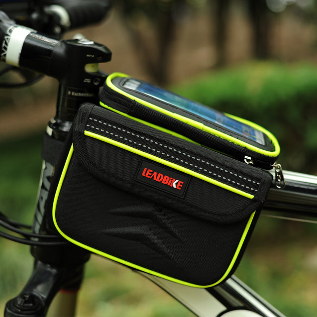 LEADBIKE New Model Bicycle Package Bicycle Front Bag MTB Bag