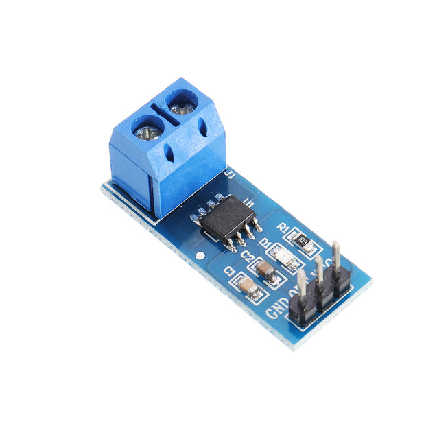 3pcs ACS712 Module 5A Current Detection Board ACS712 Hall Current Sensor Module