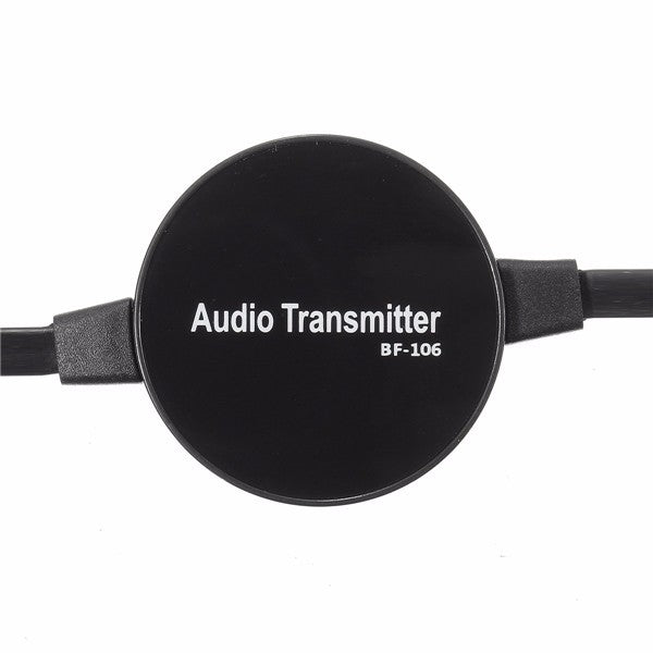 BF-106 3.5mm Bluetooth Stereo Audio Transmitter Receiver RCA Music Adapter Car Home AUX