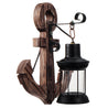 Industrial Retro Vintage Wall Light Fixture Iron Sconce Home Lamp Decoration