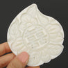5 Stamps Peach Shape 125g Moon Cake Mooncake Mold Baking Mould Pastry DIY Tool
