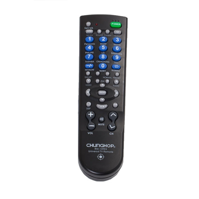 1080P TV Remote Controller Hidden Camera Support Motion Detection Video Recording TF Card up to 32GB