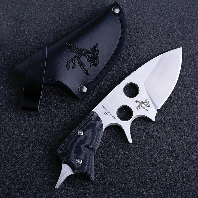 185mm Outdoor Tactics Hardness EDC Knife Portable Pocket Army Survival Self-defense Knives