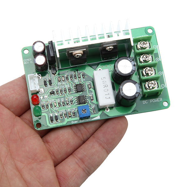 3pcs PWM DC Motor Speed Controller 12V/24V/36V 15A Controller Overload Stall Overcurrent Protection