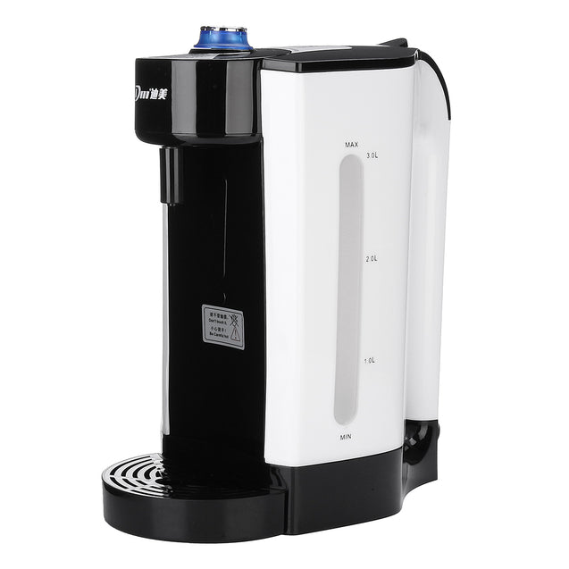 3L Instant Hot Water Boiling Kettle Electric Heating Boiler Coffee Tea Maker