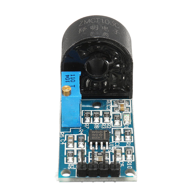 5pcs 5A Range Single-phase AC Active Output Current Transformer Module
