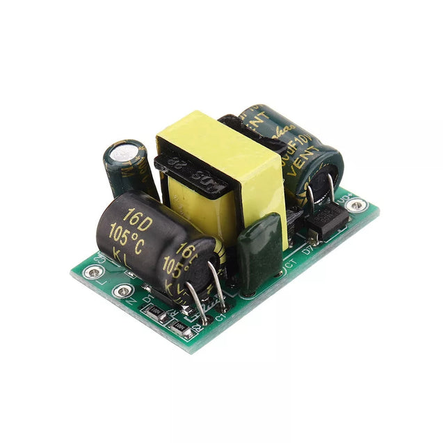 3Pcs SANMIN AC 85-265V or DC 100-370V to DC 5V AC-DC DC-DC Isolated Switching Power Supply Module Step Down Buck Converter