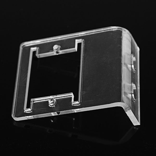 5pcs Transparent Acrylic Bracket Module Case For HC-SR501 IR Pyroelectric Infrared Motion Sensor