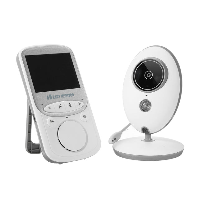 2.4G Digital Wireless Night Vision LCD Audio Video Security Camera Baby Monitor