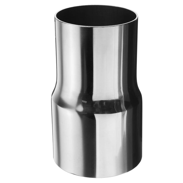 60mm To 51mm Mild Steel Standard Adapter Exhaust Reducer Connector Pipe Tube